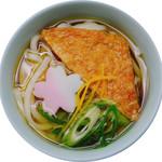 松葉寿司 - キッズうどん