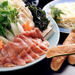 松葉寿司 - キジ鍋