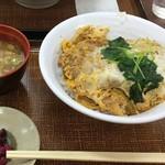 らーめん大将 - カツ丼800円