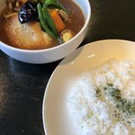 カリーヤ!コング - チキン野菜  1700円