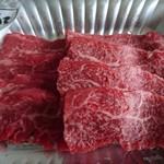 新鮮肉市場フレスコ - 上ササミカルビ