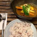 北海道スープカリー専門店 マナ - 野菜のスープカレー