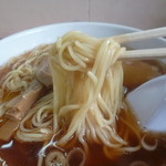 中華料理 萬福 - '18/09/01 麺アップ