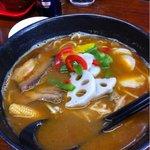 麺家 静 - スープカレー麺