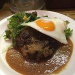 AOI - ハンバーグライスのハンバーグ('18/09/01)