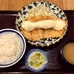 おふくと虎吉 - チキン南蛮定食