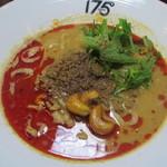 175°deno担担麺 - 汁あり担々麺シビれる