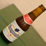 サクラカフェ - 世界のビール飲み放題(2,000円)の『ヒューガルデン・ロゼ (650円相当)』2018年8月