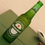 サクラカフェ - 世界のビール飲み放題(2,000円)の『ハイネケン(600円相当)』2018年8月