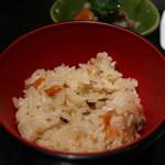 隠れ房 - 炊き込みご飯