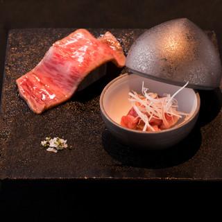 温度×時間×多皿伝統の和皿に描くイノベーティブフレンチ