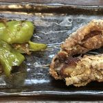つりや - 近江地鶏の塩焼き?。つりや(滋賀県大津市)食彩品館.jp撮影