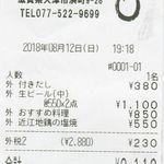 つりや - つりや(滋賀県大津市)食彩品館.jp撮影