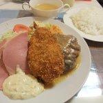 洋食の赤ちゃん - ランチ(1000円)