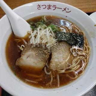 さつまラーメン東広島店中華食堂 - 料理写真: