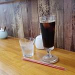 カフェ ピナ - アイスコーヒー(450円)