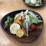 南部マルシェ ぞっこん広場 - 料理写真:ランチのサラダ