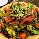肉バル MEAT BOY N.Y - ローストビーフサラダ
