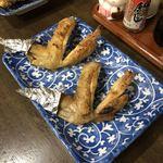朝鶏 - 料理写真:手羽先