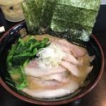 雷家 - チャーシュー麺