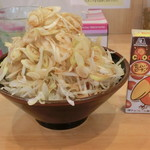 横浜ラーメン 北村家 - 料理写真:先にネギ丼250円が来ました