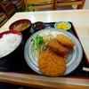 さかえ食堂 - 料理写真:ミックス定食 680円(税込)♪
