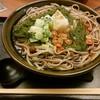 めん房 新月亭 - 料理写真:「めかぶ蕎麦」