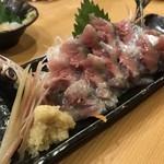 常寿司 - 料理写真:新さんま刺身