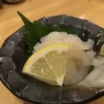 常寿司 - 白えび