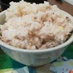 Yummy Mammy - 五穀米大盛り