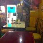 レストランいづみ - 店内