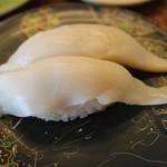 根室花まる - 北海たこ頭(140円)