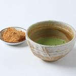 京甘味 文の助茶屋 -