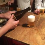 きど藤 - ビール