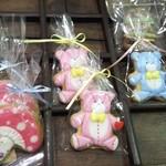メル ベイクショップ - 料理写真:アイシングクッキー