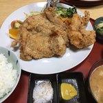 正和食堂 - 山賊焼き定食(大)  1100円