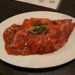 大衆焼肉 大山 - 大山ロース 735円