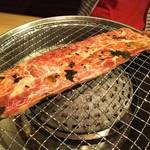 焼肉亭 - 壺漬けハラミ 980円