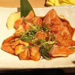 焼肉亭 - 鶏肉 680円