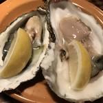 五味五感ちきんらいす - 岩手大船渡市赤崎湾産牡蠣