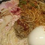 91938596 - 鯛担麺♪