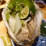 大阪うなぎ組 - 岩牡蠣