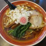 拉麺アイオイ - ・「限定 煮干中華そば(¥790)」
