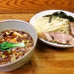 はじめ - 料理写真:味噌つけ麺