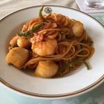 ラ・コリーナ - 料理写真:スパゲティナポリタン