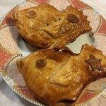 なにわ鯛焼きパイ - ・鯛焼きパイ<あんこ+アップル>