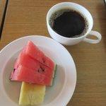 函館国際ホテル - コーヒー&デザート2018.08.29