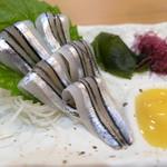 立飲み屋 Kiritsu - キビナゴ新鮮!