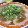 もっこす - 料理写真:中華そば750円(カタメコイメ)750円