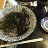 そば切り 高陣 - 料理写真:冷し揚げ茄子そば1180円